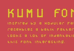 C311_KumuFont