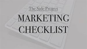 C339_SideProjectMarketing