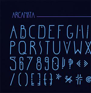 C341_FontArcanista