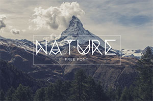 C386_naturefont