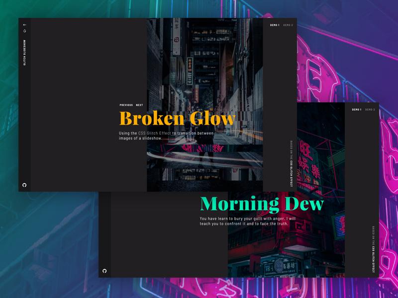 GlitchSlideshow_featured