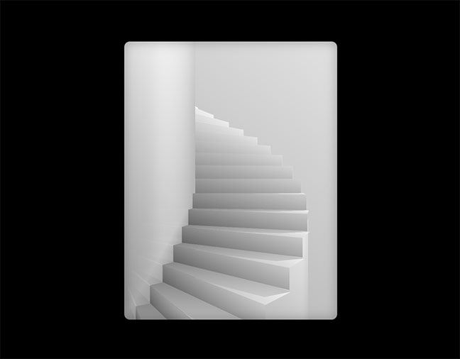 Only-CSS-Infinite-Steps