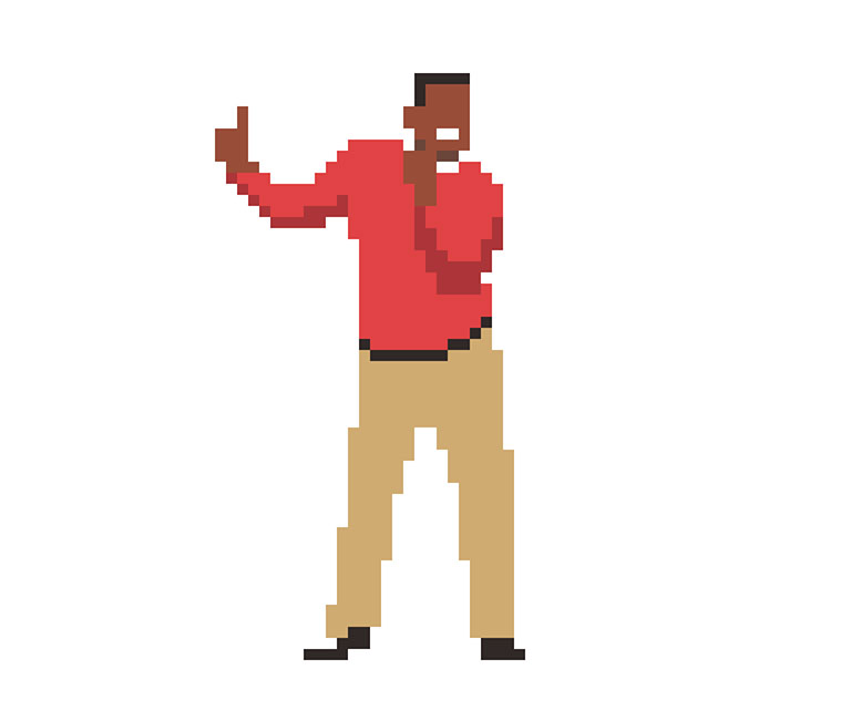Pure-CSS-The-Carlton-Dance