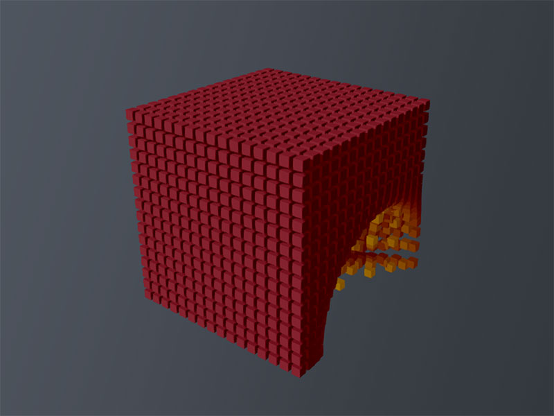 Interactive-Cube