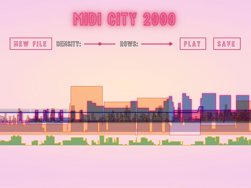 MIDI-CITY-2000
