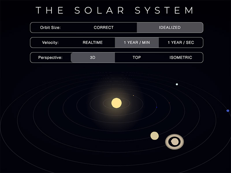 Solar-System-3D-Animation-(Pure-CSS)