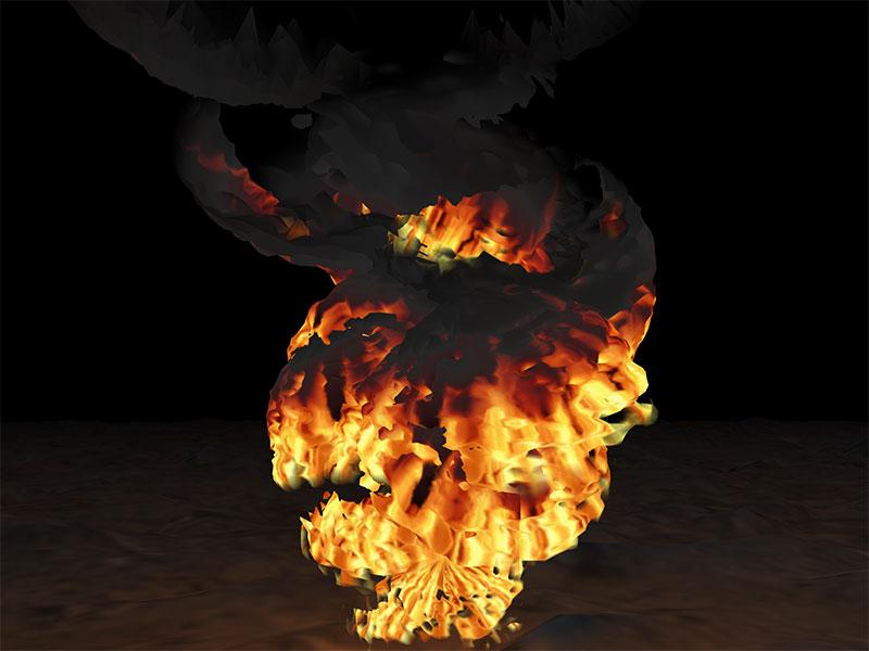 Third-Attempt-at-a-Fire-Shader