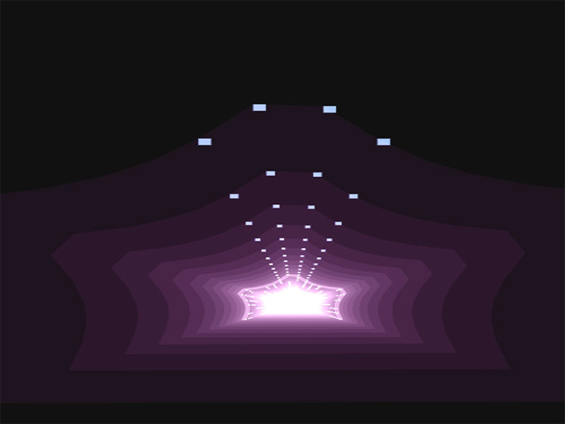 Magical-Light-Tunnel