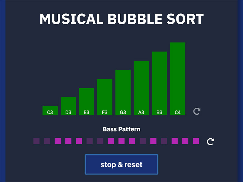 Musical-Bubble-Sort-(CPC-Bubble-Sort)