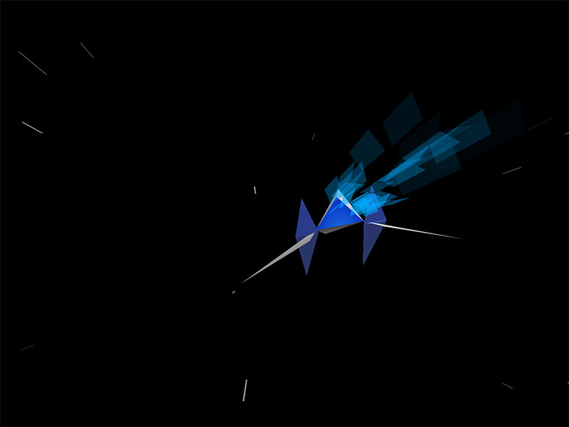 Only-CSS-STARFOX-Arwing-Drone