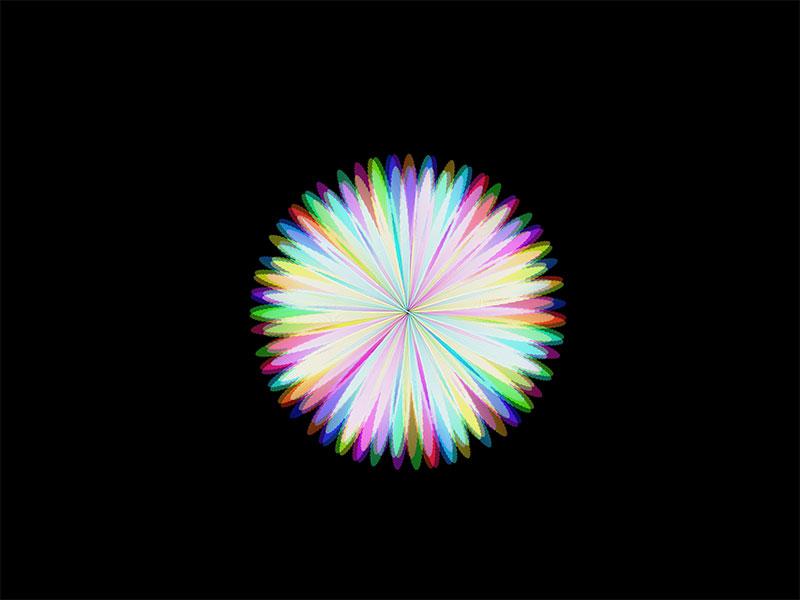 RainbowStarGenerator