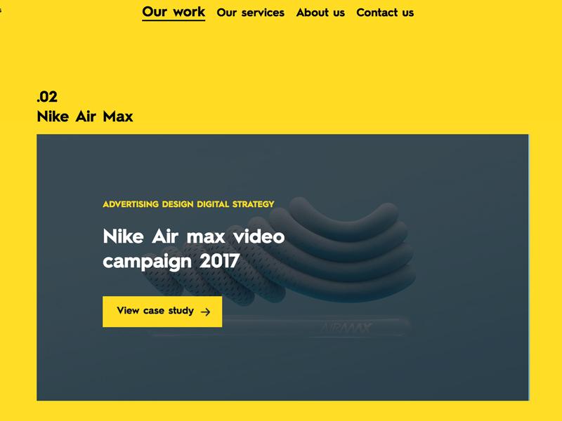 AgencywebsitePOC