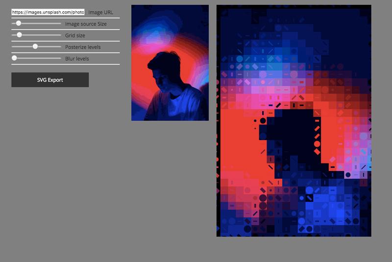 Pixelshapes