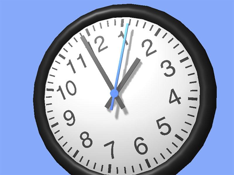 Analog-Clock-in-Three