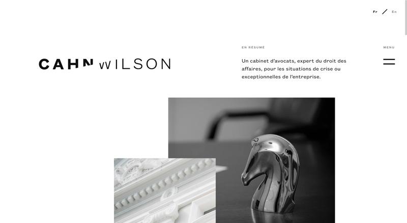 Cahn-Wilson