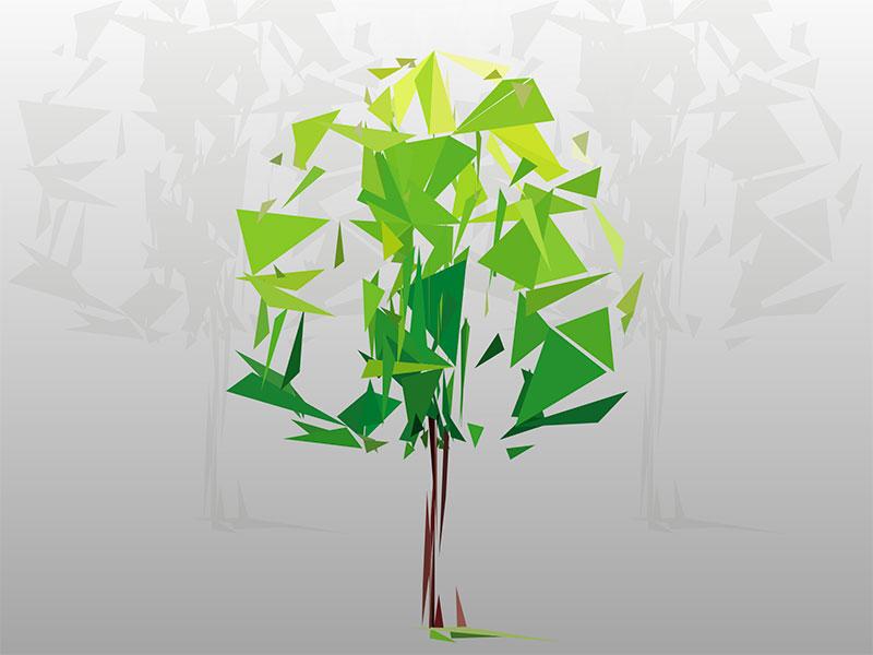 Polygon-Tree