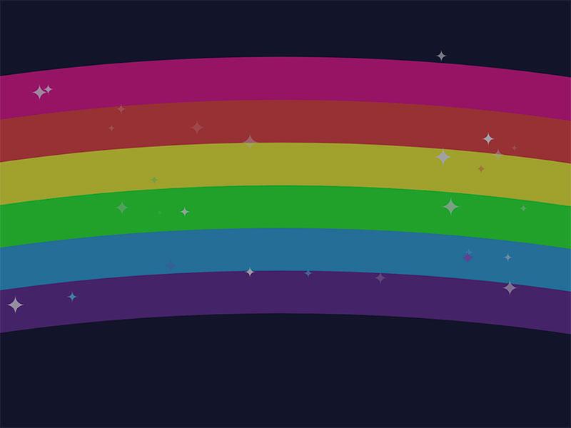 Rainbow-Animation-RAF–Responsive