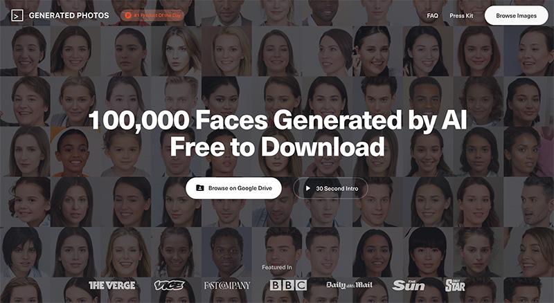 100000AI-GeneratedFaces